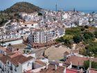Frigiliana - białe miasteczko