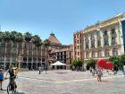 Plac w Maladze