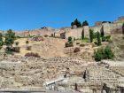 Teatr Rzymski z twierdzą w Maladze