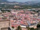 Widoki ze wzgórza w Salobreña