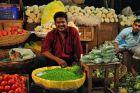 Majsur - bazar