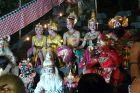 Pokaz indonezyjskich tańców w Ubud