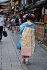 Kioto - dzielnica Gion i gejsze