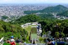 Sapporo - skocznia Okurajima