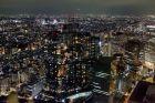 Widok na Tokio z Metropolitan Government