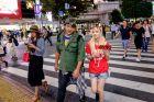 Na ulicach Tokio