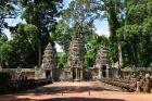 Kolejna świątynia Angkoru