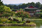 Donggung Palace i Wolji Pond