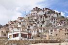 Indie, klasztor buddyjski