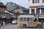 Indie, Kaszmir, Srinagar