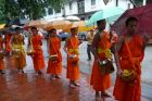 Przemarsz mnichów