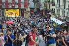 Ruch turystyczny w Macau