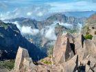 Panorma z Pico do Arieiro