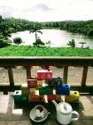 Fabryka herbaty Bois Cheri - degustacja herbat