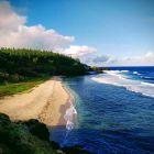 Plaża Gris-gris w Souilac