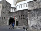 Port Luis - mury dawnego więzienia