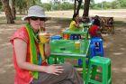 2013, Birma, Ania i sok z trzciny cukrowej