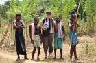 2011, Sri Lanka, Ania i Weddowie.