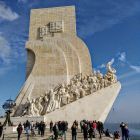 Lizbona - - Pomnik Odkrywców