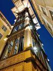 Lizbona - Winda Santa Justa