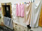 Lizbona - uliczne pranie