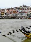 Vila Nova de Gaia - widok na Porto