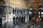 Wnętrze Hagia Sofia