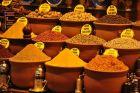 Bazar Egipski - kopce przypraw