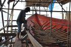 Budowa łodzi
