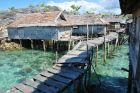 Wioska morskich cyganów- Bajo