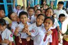 namado - uczniowie na początku roku szkolnego