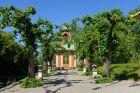 Drottningholm - Pałac Chiński