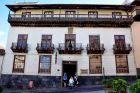 Orotava - dom z balkonami