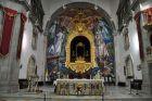 Candelaria, malowany ołtarz
