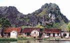 Stara stolica Wietnamu - Kenh Ga