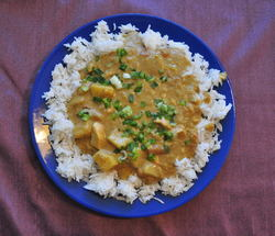 Curry ala Aredeshir